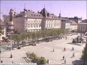 Neuer Platz - Klagenfurt am Wörthersee