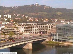 Neues Rathaus - Linz