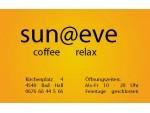 sun@eve  coffee relax