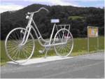 Grösstes Steyr Damenrad