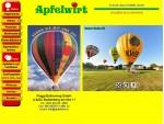 Ballonfahren mit Flaggl Ballooning