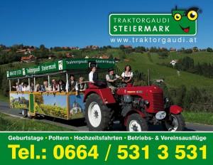 Traktorgaudi Steiermark