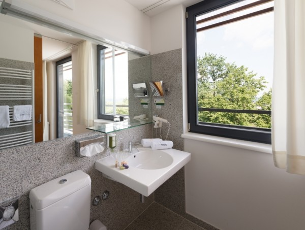 Hotel SCHLOSS SEGGAU - Badezimmer