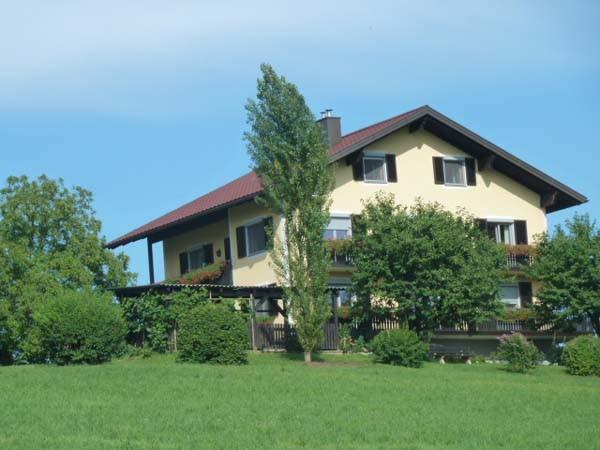 Ferienhof Fam Lileg mit Panoramaaussicht weit ins Weinland