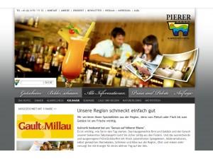Hotel Restaurant Pierer ****