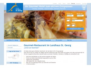 Relax & Gourmet Hotel Landhaus St. Georg