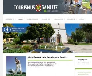 Minigolf Gamlitz