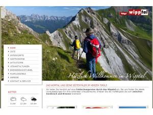 Gries Tourismusinformation- Ferienregion Wipptal