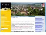 Tourismusinformation St. Paul im Lavanttal