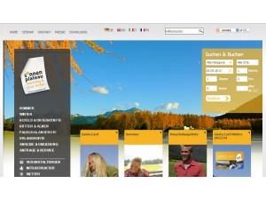 Informationsbüro Obsteig - Tourismusregion Sonnenplateau