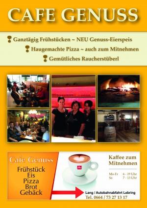 Cafe Genuss