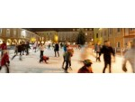 Eislaufen in Bad Radkersburg