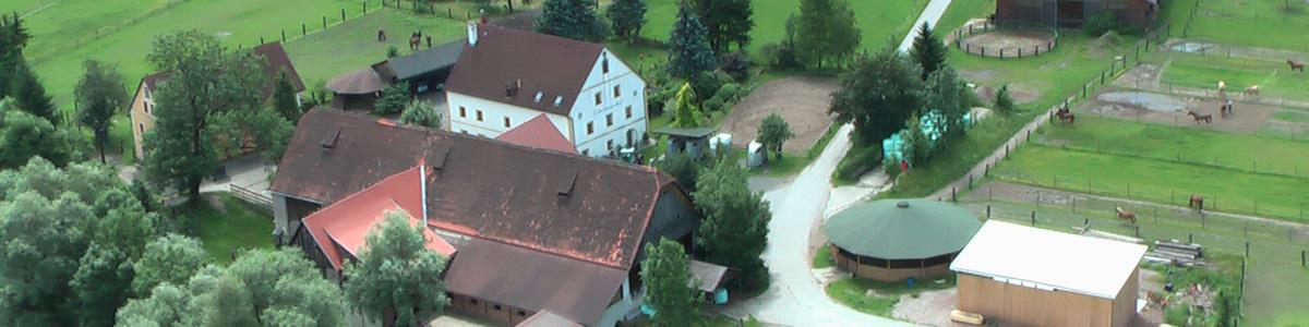 Panorama von Pferdehof Kargl vlg. Gstattmoarhof