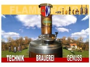 Flamberger Bier - Hausbrauerei Löscher