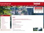 Bürs im Brandnertal - Vorarlberg - Urlaubsort mit Tourismusbüro