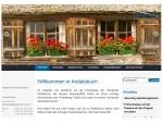 Andelsbuch im Bregenzerwald - Tourismusbüro