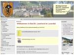 Fremdenverkehrsamt Bad St Leonhard im Lavanttal