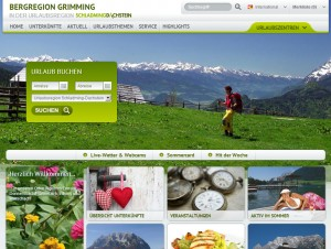 Tourismusverband Grimming-Donnersbachtal