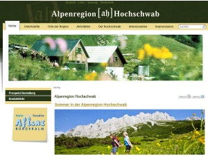 alpenregion hochschwab tourismusverband in aflenz kurort. Black Bedroom Furniture Sets. Home Design Ideas