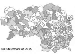 Die Steiermark ab 2015