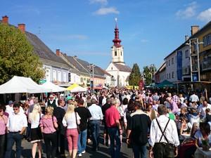Südsteirisches Herbstfest 2014 in Leibnitz