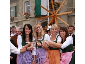Kulinarik&Wein am Hauptplatz der Weinstadt Leibnitz