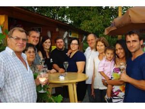 Genussplatzeröffnung Römerdorf Wagna - Sonntag, 8. Juli 2012