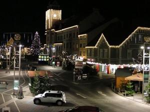 Leibnitz erstrahlt im weihnachtlichen Lichtermeer
