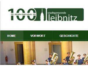 100 Jahre Stadtgemeinde Leibnitz